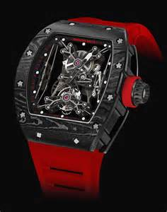 Richard Mille Lotus Richard Mille S Rm 50 27 01 Suspended Tourbillon Special