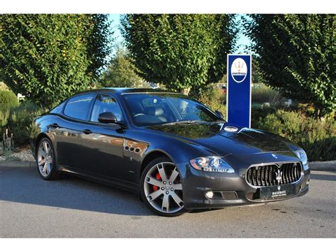 maserati gts 2010 used 2010 maserati quattroporte sport gts for sale in
