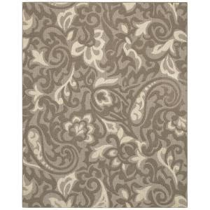 vivien area rug forte 10 ft x 13 ft taupe and flesh and ivory area rug 289164 at the home depot mobile