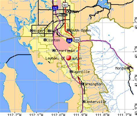 map world layton utah layton utah ut 84040 profile population maps real