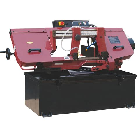 metal cutting band saw northern industrial metal cutting band saw 9in x 16in 2 hp 220v 3 phase motor band saws