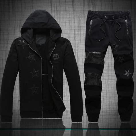 2016 new skull luxury mens hoodies brand tracksuits