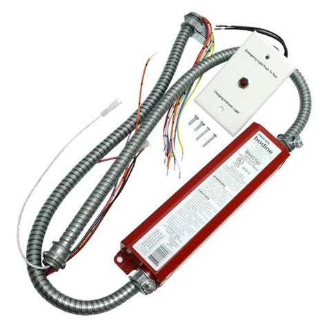 Lu Emergency Philips 18 Watt bodine 067999 compact fluorescent ballast