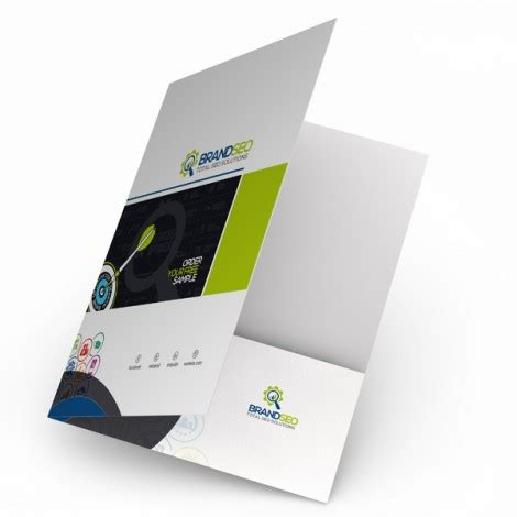 Cheap Presentation Folder Printing A5 A4 Presentation Printable Presentation Folders