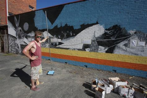 wollongong s wonderwalls 2015 before and after photos