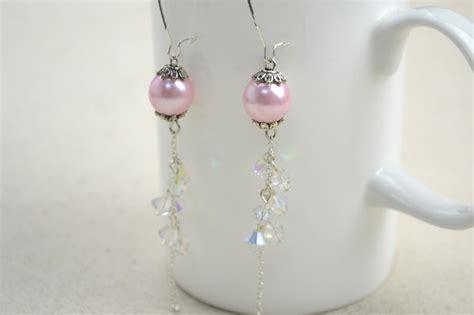 Diy Handmade Jewellery - diy vintage jewelry handmade earrings with pearl lantern