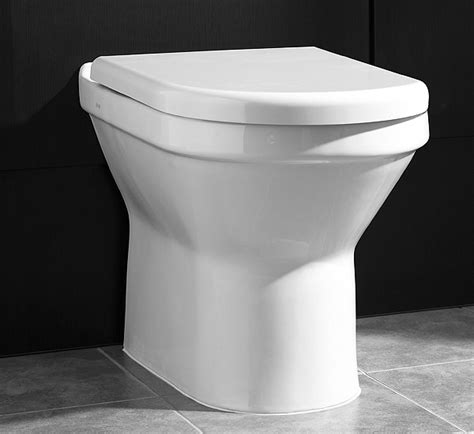 vitra toilette vitra s50 back to wall wc pan and toilet seat 5323l003 0075
