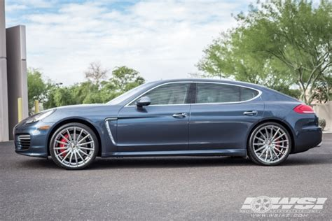 chrome porsche panamera 2014 porsche panamera with 22 quot lexani pegasus in chrome