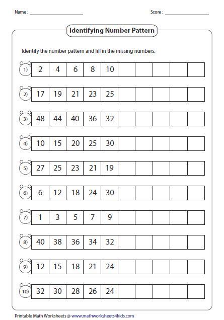 pattern math games for first grade 17 best images about math games to print on pinterest