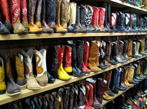 Handmade Boots Fort Worth - visit fort worth stockyard for horseback