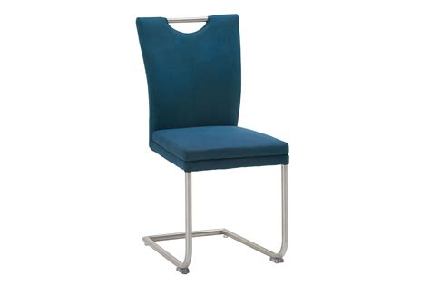 stuhl kaufen stuhl 8261 niehoff sitzm 246 bel schwingstuhl blau st 252 hle