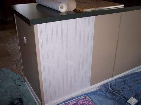 installing beadboard wallpaper using beadboard wallpaper on cabinets wallpapersafari