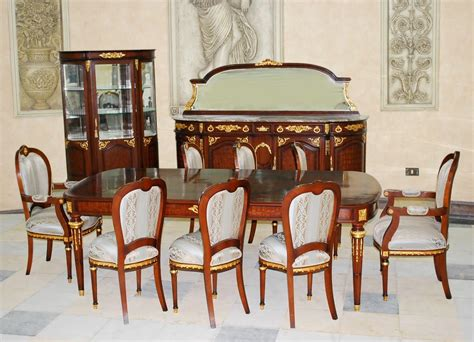 esszimmer china hutch antique taste luxurious antique style dining room