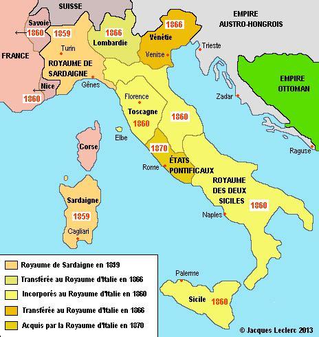 d italiaã royaume d italie en 1861