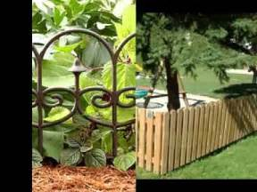 Fence Ideas For Small Backyard Small Garden Fence Ideas Small Garden Fence Ideas