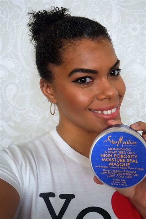 Shea Moisture Giveaway 2016 - hair porosity 101 shea moisture high low porosity collection review giveaway