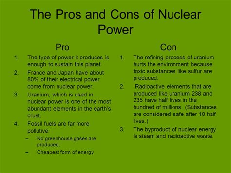 pros and cons of cats nuclear energy pros and cons energy informative autos post