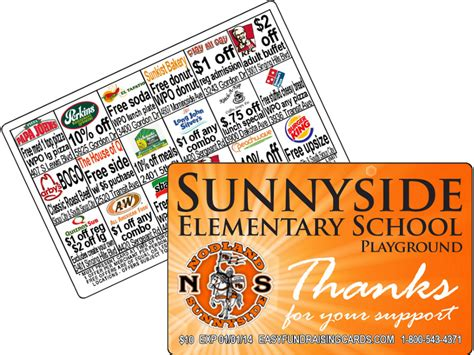 School Gift Card Fundraising - fundraising cards are what you are missing easy fundraising cards