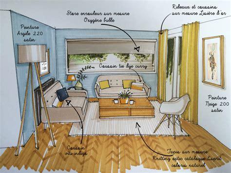 cr馥r une chambre dans un salon comment donner un style scandinave 224 votre salon