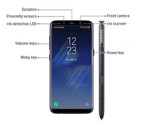 tutorial note 8 how to setup samsung galaxy note 8 2017 manual pdf