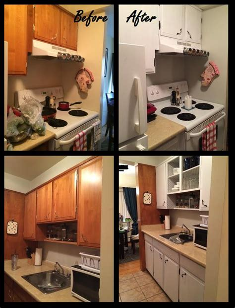 previous kitchen makeover with contact paper before and coats a well and the o jays on pinterest