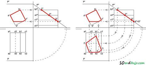 planos en linea secciones en sistema di 233 drico poliedros y cuerpos de revoluci 243 n 10endibujo