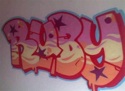 ruby ingraffiti letters google search graffiti names