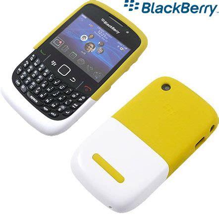 Hp Blackberry Curve 9300 White blackberry original premium skin for the curve 9300 8520 yellow white acc 32920 204