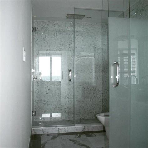 Small Walk In Shower Enclosures The 75 Best Images About Walk In Shower Small Bathroom On