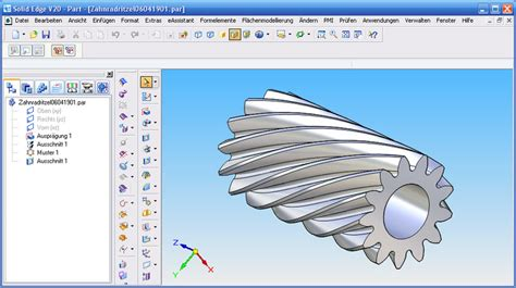 how to pattern a sketch in solid edge gwj eassistant cad plugin for solid edge