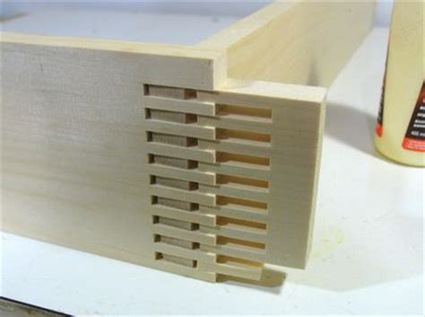 Types Of Drawer Joints by Woodworking Joints For Drawers
