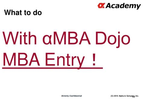 Mba After 40 Years by Mba Admissions Advisory