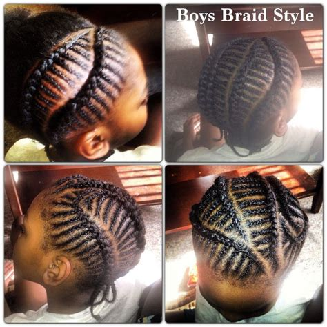 boy hairstyles in braids boys braids boy s braids cuts locs 1 pinterest