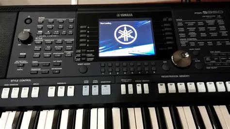 Keyboard Yamaha Psr S950 Seken psr s950 sling