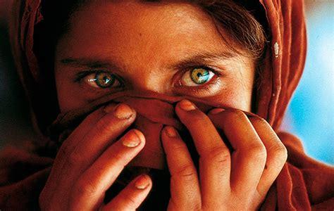Imagenes Ojos Desvelados   9 curiosidades sobre la foto de la ni 241 a afgana