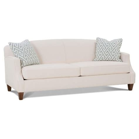 huxley contemporary sleeper sofa by rowe baer s