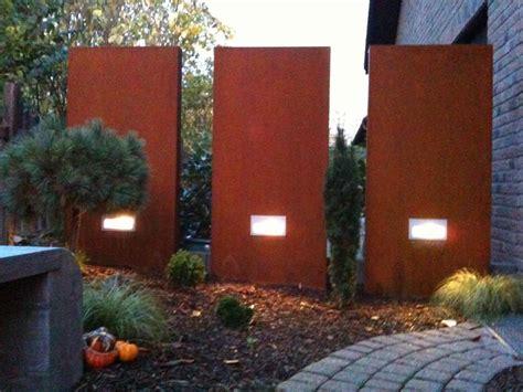 Stelen Garten by Rost Garten Wir Liefern Auch Stelen Inkl Hausnummern Rostiges Oder Garten