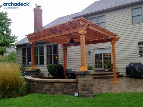 Patio Designs With Pergola Decor Pergola Canopy Design Ideas For Modern Backyard Decoration With Wooden Siding Also