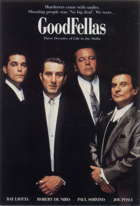Good Gangster Film | bob taylor rocks goodfellas