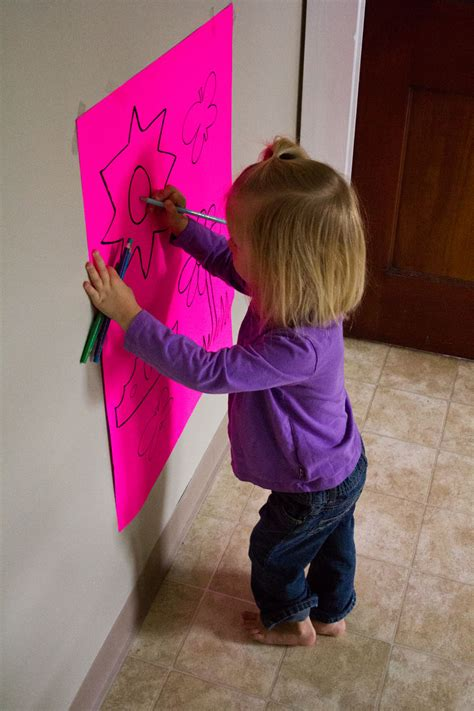 general conference activities vertical surface drawing magnetic letter match moms