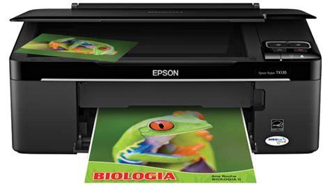 reset epson tx135 tutorial para resetear impresora epson stylus tx135 es