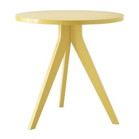 West Elm Tripod Table by Breakfast For Two Or Three The Tripod Table Is The
