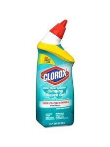 ewgs guide  healthy cleaning clorox toilet bowl cleaner clinging bleach gel cleaner rating