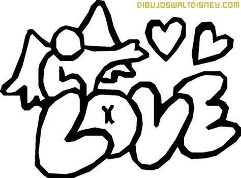imagenes de la palabra i love you pintar la palabra love