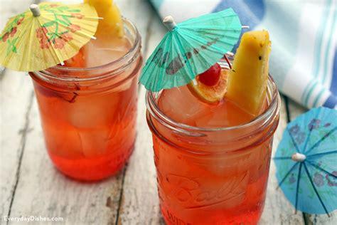 Tai Pan Home Decor Cinnamon Mai Tai Cocktail Recipe