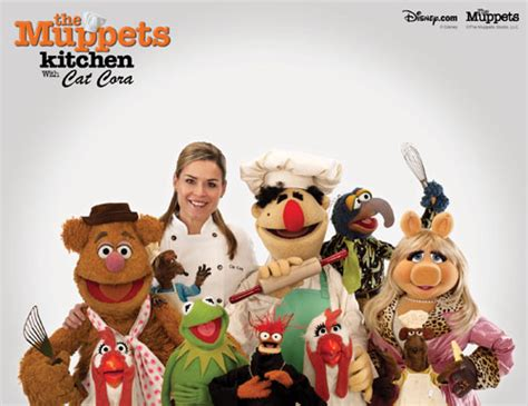 disney online debuts two cat cora and muppet web series