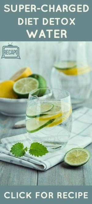 Ingredients For Lemon Water Detox by Fiber Flush And Detox Ingredients 1 Cucumber 1
