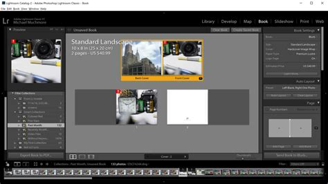 book layout lightroom adobe lightroom classic cc review rating pcmag com