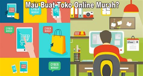 membuat toko online affiliate membuat toko online murah