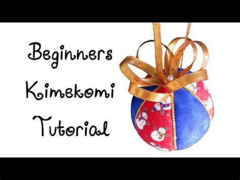Learn To Make A No by Learn To Make An Easy No Sew Ornament